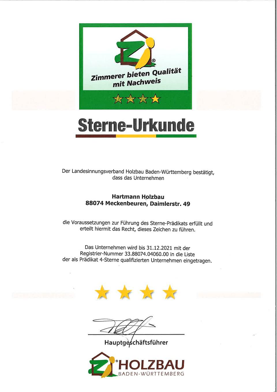 Zimmerer-Urkunde-2021